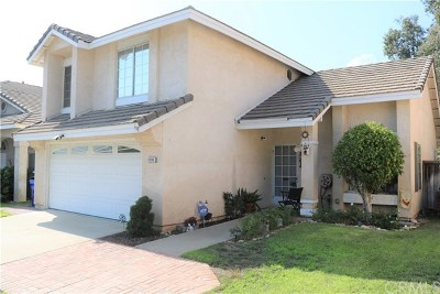 Rancho Cucamonga CA Single Family Home For Sale: $535,000