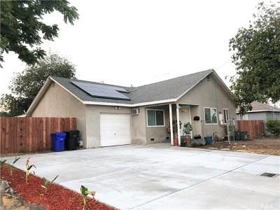 Fontana Single Family Home For Sale: 17876 Miller Avenue