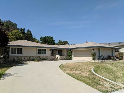 Covina Single Family Home For Sale: 2220 E Rancho Culebra Drive