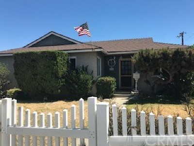 Covina Single Family Home For Sale: 1102 N Fenimore Avenue