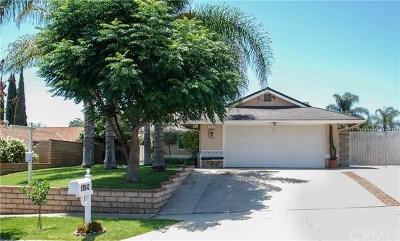 Chino Hills Single Family Home For Sale: 15642 Hemlock Lane