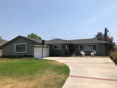 Glendora Single Family Home For Sale: 1228 E Mountain View Avenue
