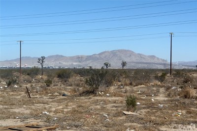 Adelanto Residential Lots & Land For Sale: 0 Swift Rabbit Drive