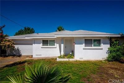 Yucaipa Single Family Home For Sale: 11664 Vista Lane