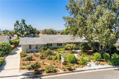 La Verne Single Family Home For Sale: 1230 Deventer Drive