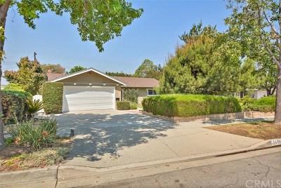 Glendora Single Family Home For Sale: 1441 S Rimhurst Avenue