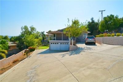Walnut Single Family Home For Sale: 20918 Gartel Drive