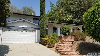 West Covina Single Family Home For Sale: 1710 S Avington Avenue