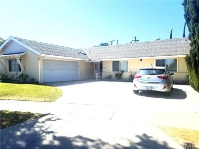 Orange Single Family Home For Sale: 452 S Swidler Place