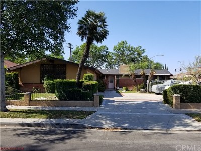 Los Alamitos Single Family Home For Sale: 3361 Ruth Elaine Drive