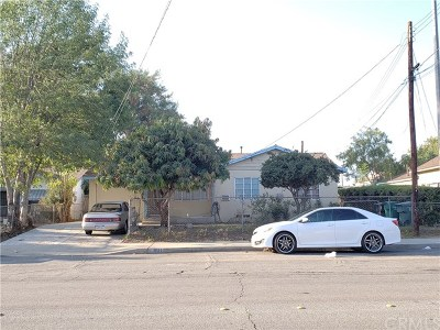 Pomona Multi Family Home Active Under Contract: 1065 W 9th Street