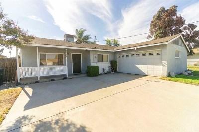Fontana Single Family Home For Sale: 8930 Encina Avenue