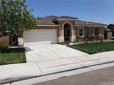 Eastvale Single Family Home For Sale: 6562 Gold Dust Street