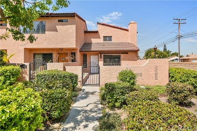 Baldwin Park Condo/Townhouse Active Under Contract: 13654 Ramona