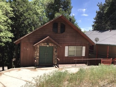 Lake Arrowhead Single Family Home For Sale: 715 Pinacle Drive