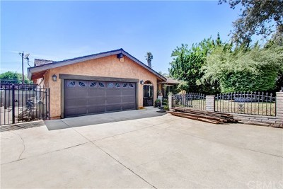 Upland Single Family Home For Sale: 1765 Shamrock Avenue
