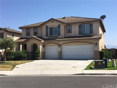Eastvale Single Family Home Active Under Contract: 12369 Kern River Drive