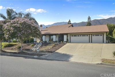 Rancho Cucamonga Single Family Home For Sale: 9438 Hillside Road