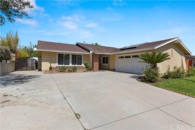 Diamond Bar Single Family Home For Sale: 427 Gunsmoke Drive