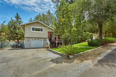 Wrightwood Single Family Home Active Under Contract: 6067 Mill