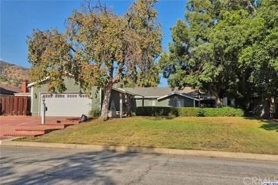Glendora Single Family Home For Sale: 120 Verdugo Avenue