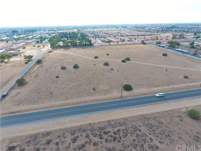 Hesperia Residential Lots & Land For Sale: 16850 Muscatel