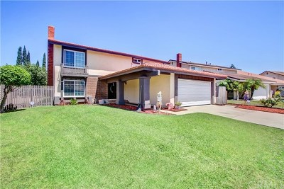 Diamond Bar Single Family Home For Sale: 1720 Leaning Pine Drive