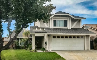 Rancho Cucamonga Single Family Home For Sale: 6596 Mimosa Place