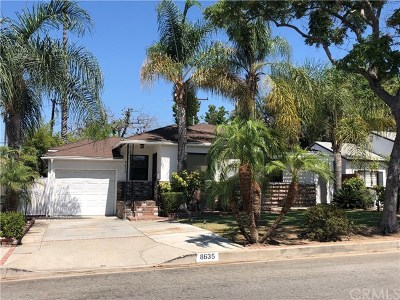 Whittier CA Single Family Home For Sale: $605,000