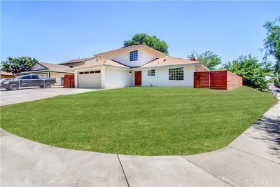 Chino Hills Single Family Home For Sale: 15281 Pine Lane