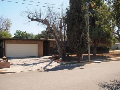Redlands Single Family Home For Sale: 615 Monterey Street
