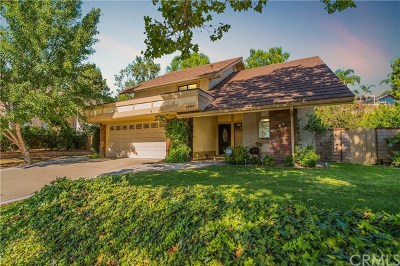 San Dimas Single Family Home For Sale: 1266 Paseo Los Gavilanes