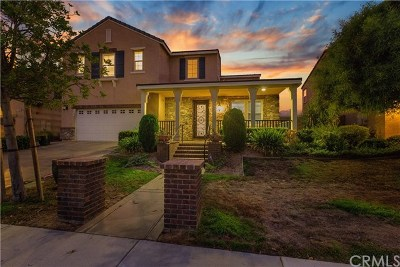Fontana Single Family Home For Sale: 4866 Stoneglen Avenue