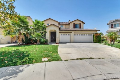 Eastvale Single Family Home For Sale: 5683 Caliterra Court