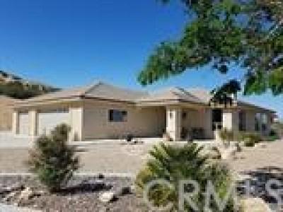 Apple Valley Single Family Home For Sale: 9176 Tujunga Road