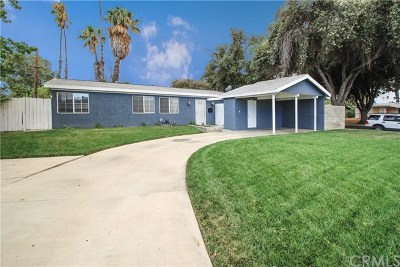 Riverside Single Family Home Active Under Contract: 5464 Agnes Place