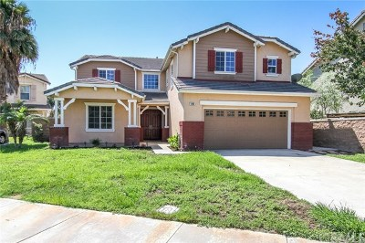 Corona Single Family Home For Sale: 6488 Peridot Court
