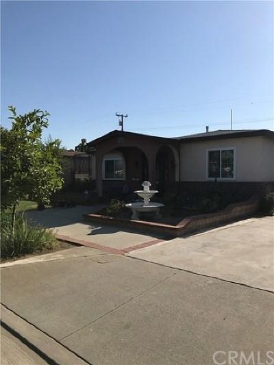Covina Single Family Home For Sale: 4521 N Eastbury Avenue
