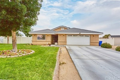Helendale Single Family Home For Sale: 26459 Ring Court