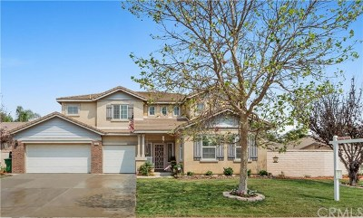 Eastvale Single Family Home For Sale: 6006 Maycrest Avenue