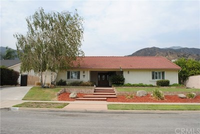 Upland Single Family Home For Sale: 1215 Piedmont Drive