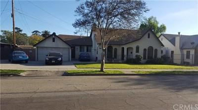 Pomona Multi Family Home For Sale: 685 Burdick Drive