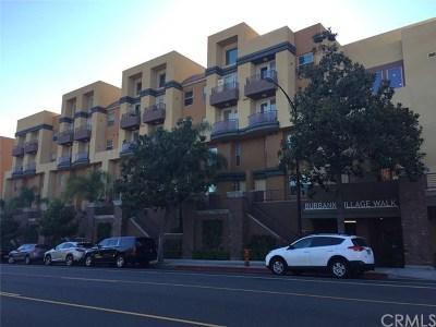 Burbank Condo/Townhouse For Sale: 201 E Angeleno Avenue #104