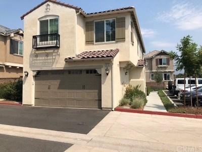 Rancho Cucamonga Condo/Townhouse For Sale: 8623 Adega