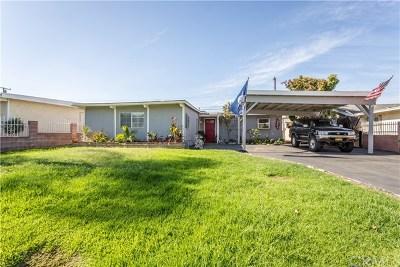 Azusa CA Single Family Home For Sale: $485,000