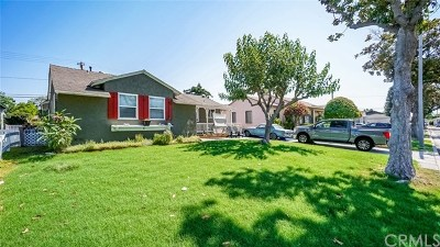 Whittier CA Single Family Home For Sale: $595,000