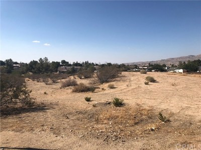 Victorville CA Residential Lots & Land For Sale: $28,000