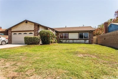 Baldwin Park Single Family Home For Sale: 3790 Puente Avenue