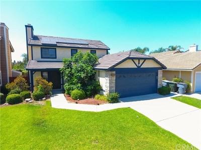 Rancho Cucamonga Single Family Home For Sale: 10761 Oakhurst Drive