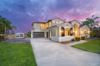Rancho Cucamonga Single Family Home For Sale: 9899 Summerhill Road